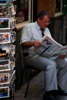 Málaga lee diario Sur