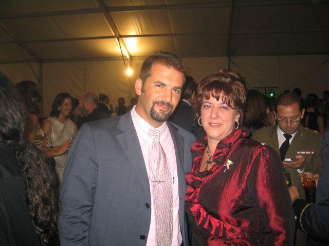 Susana y Miguel Temprano