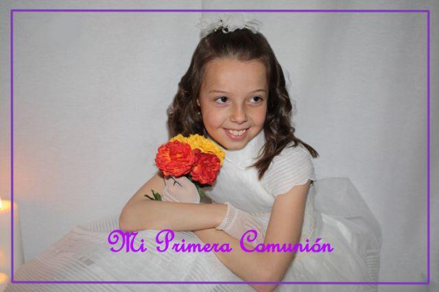 comunión de Rocio Ramirez