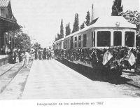 TRENES EN MALAGA