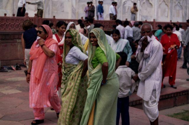 mujeres hindues
