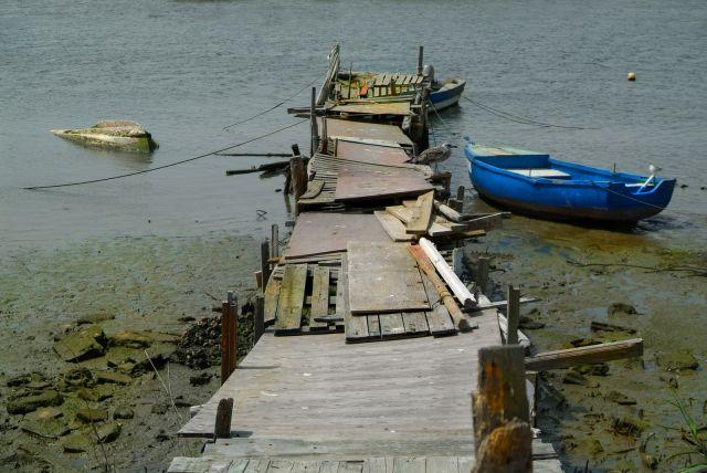 Un barco está seguro en el puerto, pero los barcos no son construidos para eso.