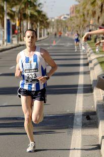Media Maraton de Málaga.