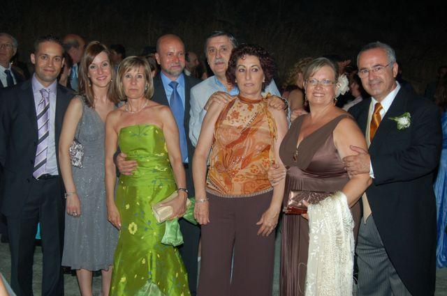 Boda de francis y Paola 19 Julio 2.008