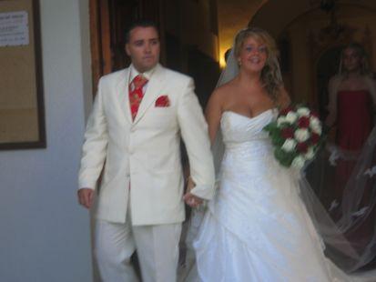 Enhorabuena Salvador Javier y Mónica