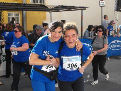 carrera de la mujer 2009 (Malaga)