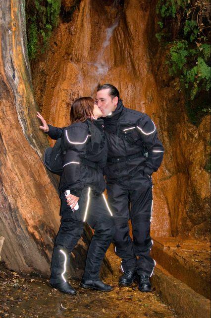 Fuente Agria - Alpujarras Granada. Salida motera 25-10-2008
