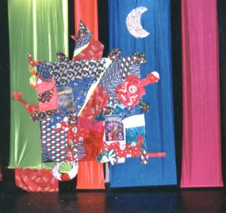 Mural de carnaval