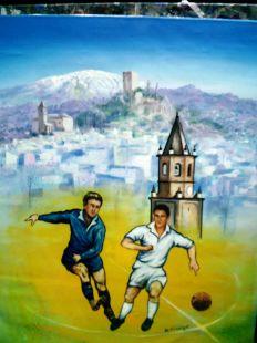 El futbol en la Axarquia