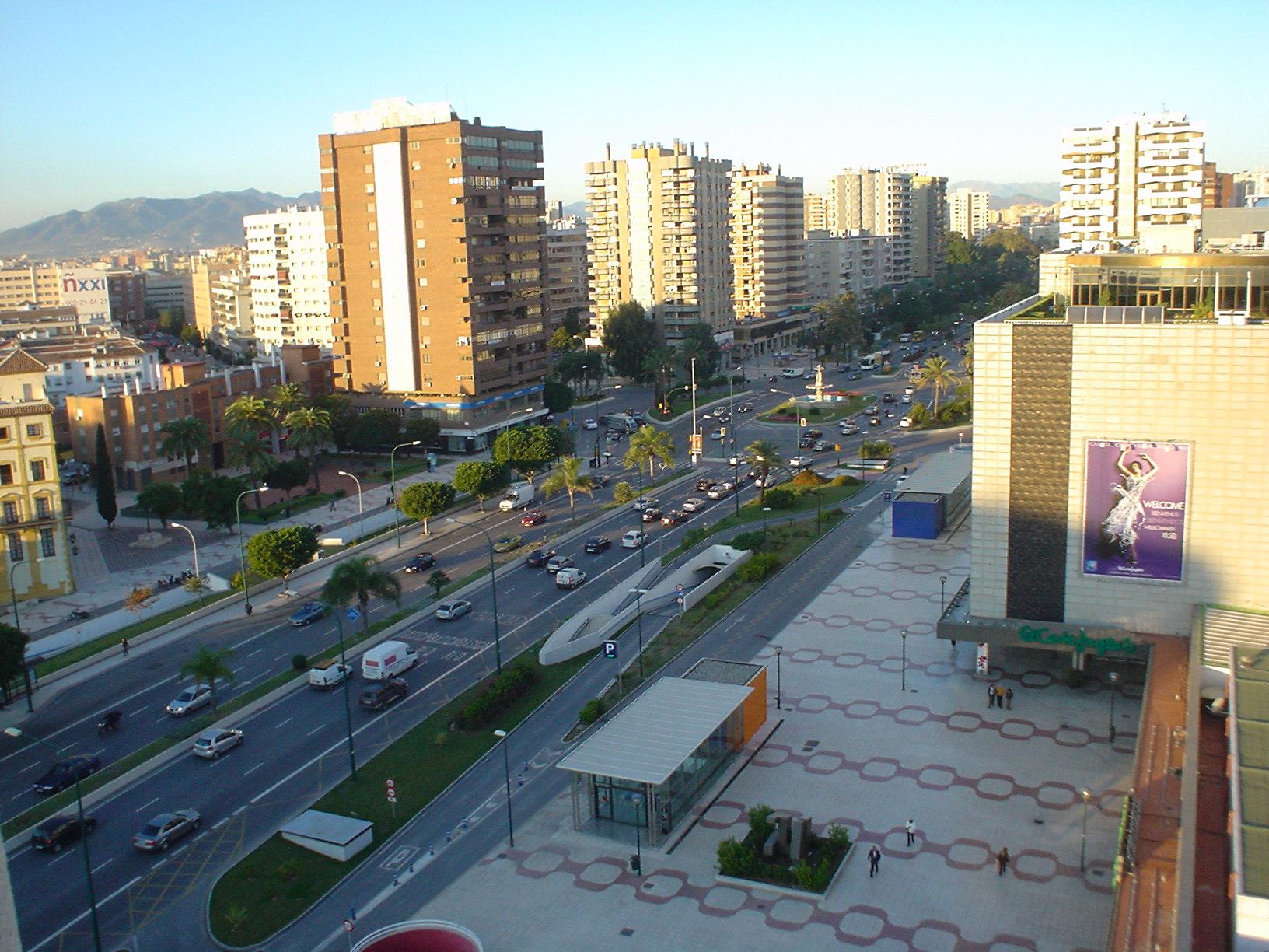 Malaga ciudad moderna fotos de m laga capital - Fotos malaga capital ...