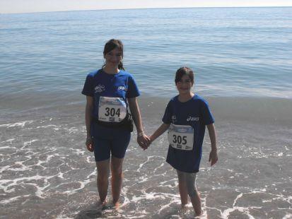Tercer año de la Carrera de la mujer en Malaga(8-Marzo-2009)
