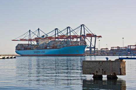 El coloso del puerto (I)
