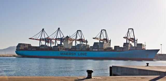 El coloso del puerto (II)
