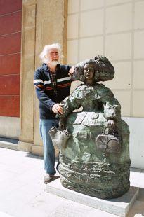 la menina con Hidalgo