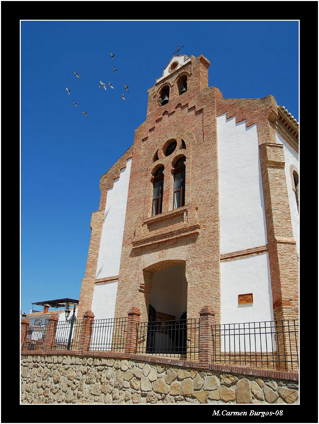 Chapel of San Isidro.