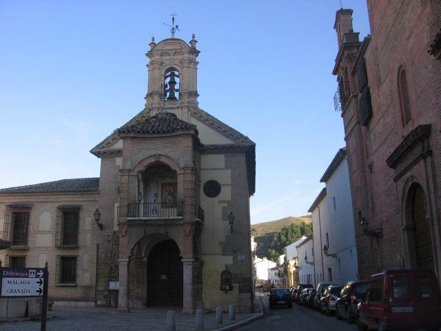 Iglesia de Santiago Antequera. Málaga