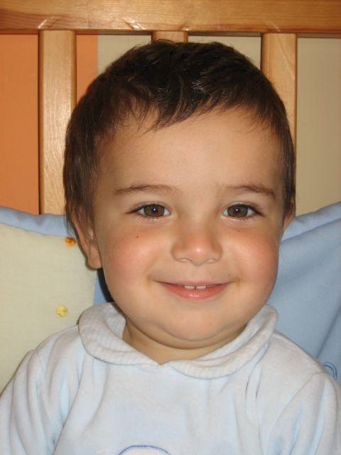 Muchas felicidades para mi sobrino Sergio Espinar