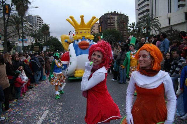 carnavales de la crisis