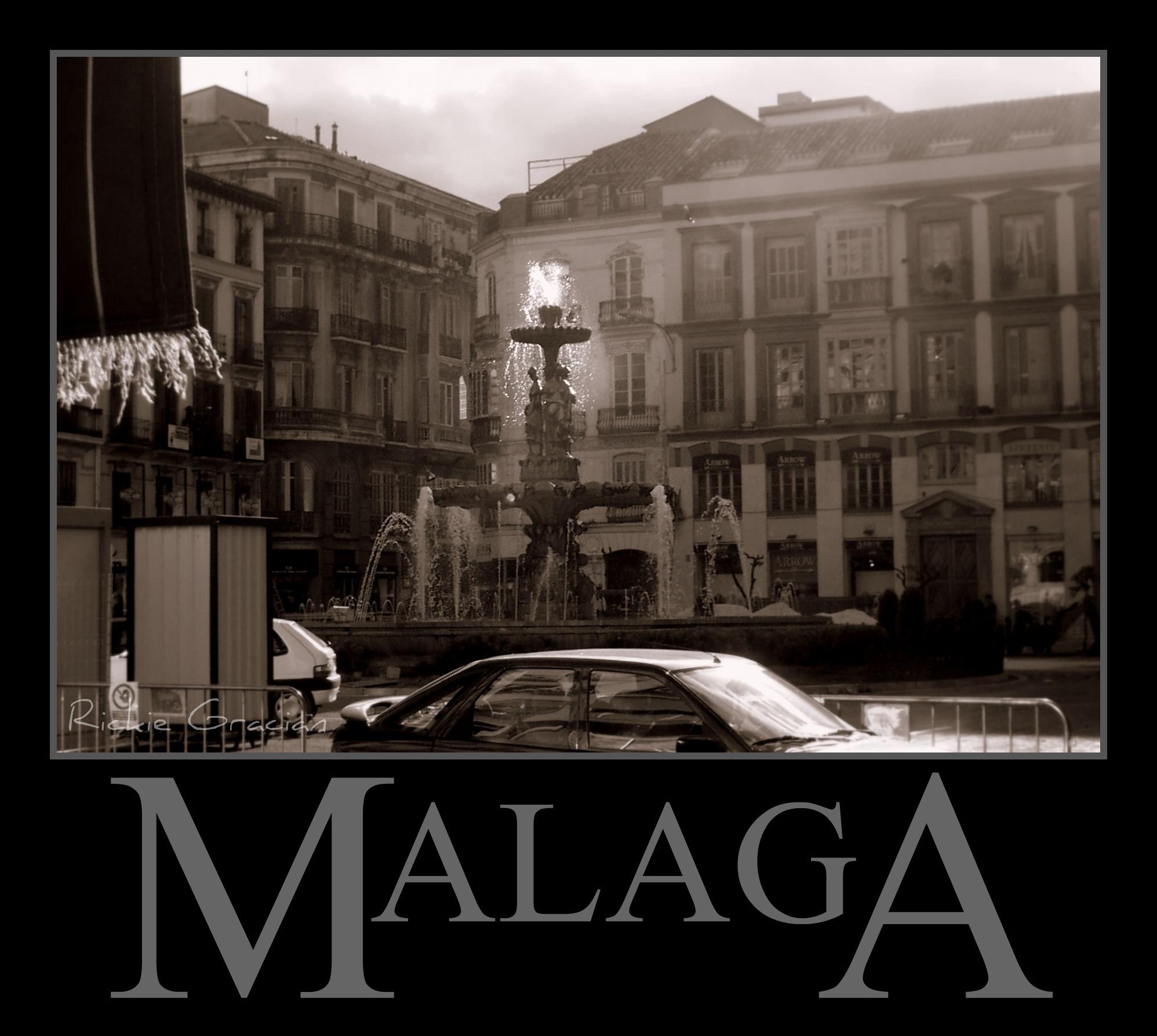 Plaza de la constitucion fotos de m laga capital - Fotos malaga capital ...