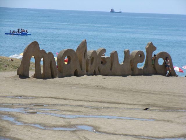 Malaga,objetivo de turistas