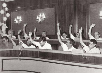 Pleno de Marbella de 1989
