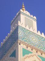 Detalle de mezquita