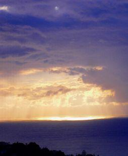 Despertando entre nubes