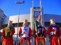 Los cuatro gigantes del jueves