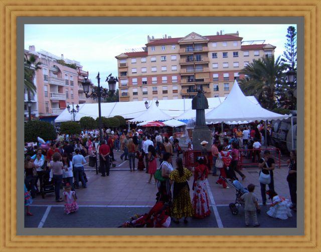 Feria de San Pedro de Alcántara 2008
