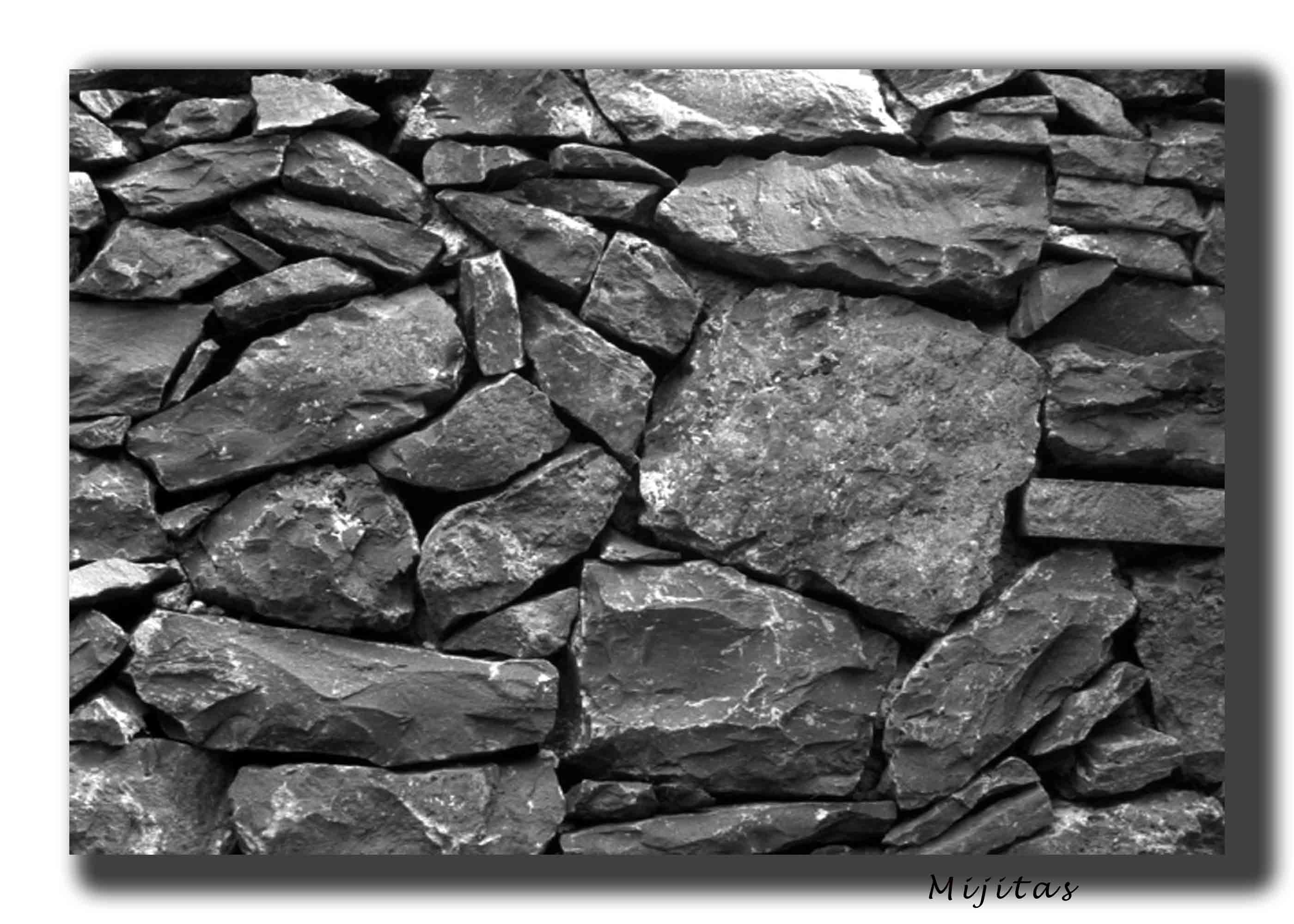 Pared de piedra fotos de varias - Piedras para pared ...