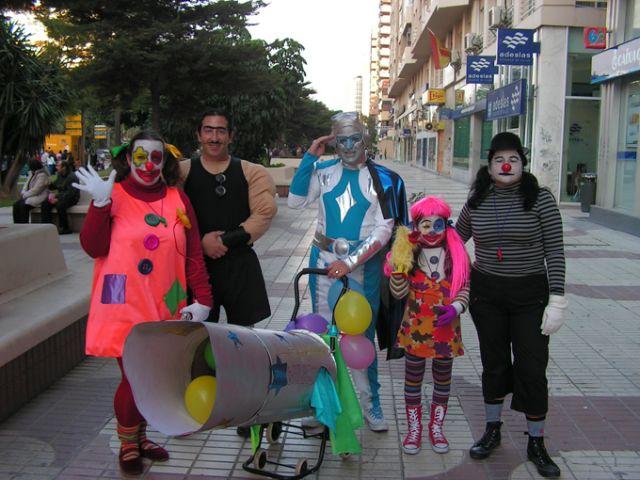LA FAMILIA DEL CIRCO