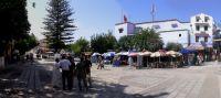 Plaza de Chefchauen