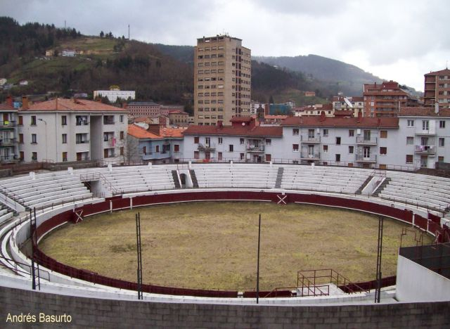 Plaza de toros de Eibar
