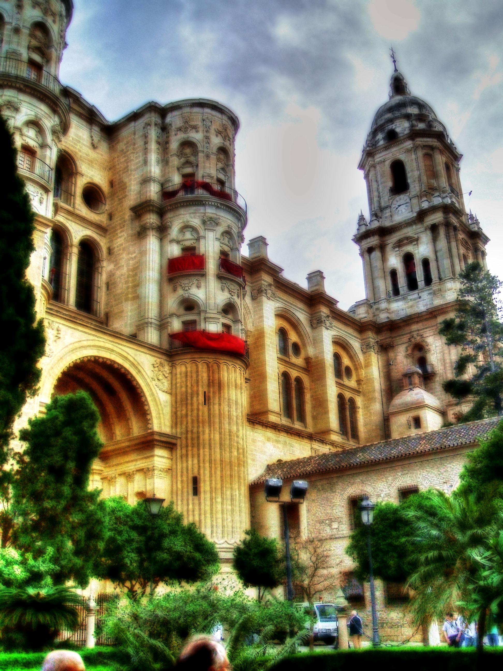 La 39 manquita catedral de m laga fotos de m laga capital - Fotos malaga capital ...