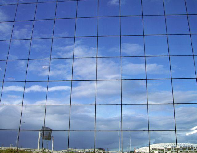 REFLEJOS DE ESPEJO: Cielo &Tierra