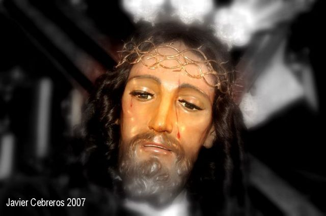 jesus el rico (primer plano)