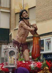 Sto.Cristo de LLagas y Columna