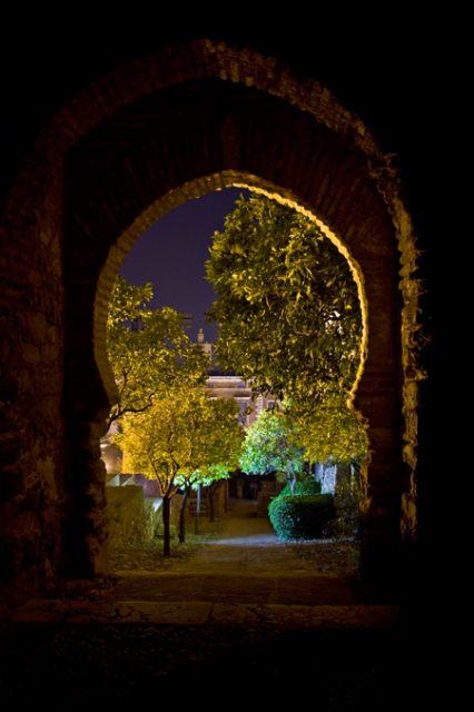 Al Qasaba's night (III)