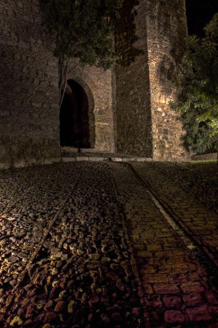 Al Qasaba's night (VI)