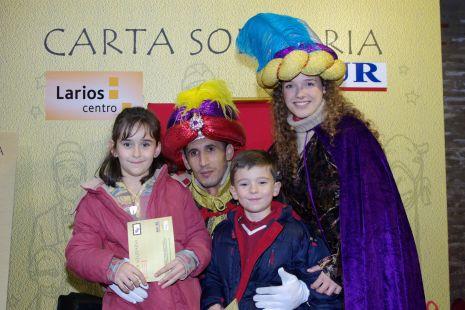 Marta y Javier Zarcas
