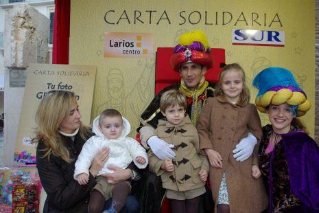 Raquel, Gonzalo, Rafael, Crooke y Raquel