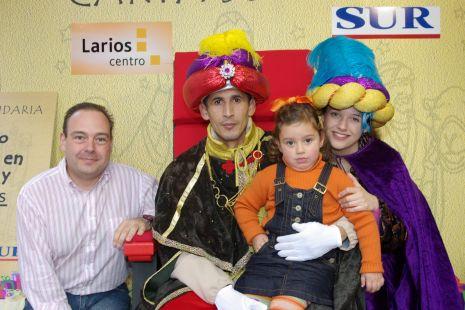 Lucía y Juan Antonio Espinosa