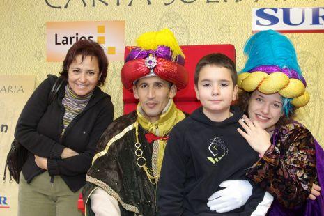 Pilar García y Alberto Podadera