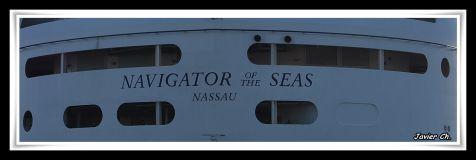 CRUCERO . NAVIGATOR OF THE SEAS. NASSAU