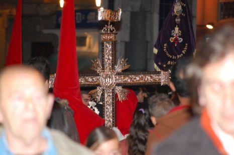 Cruz Guía de la Sagrada Cena