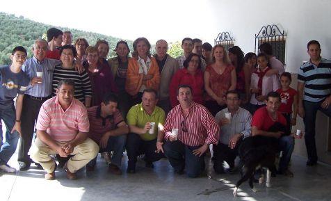 Gregorio cumplió 50 años