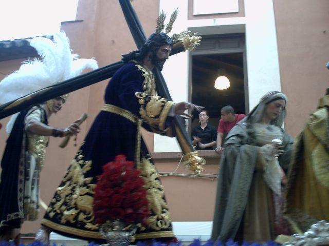 Jesus Nazareno de la Salutacion Domingo de Ramos 2008