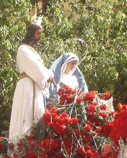 Traslado Jesús Cautivo y María Santísima de la Trinidad