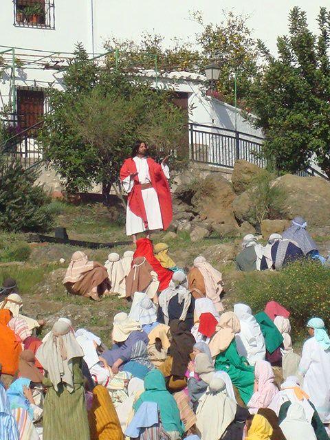 El sermon de Riogordo