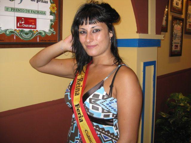 Estefanía Martín, Reina de la Peña Colonia Santa Inés